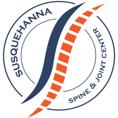 logo design for susquehanna spine and joint center