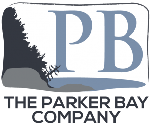 logo design for the parker bay company