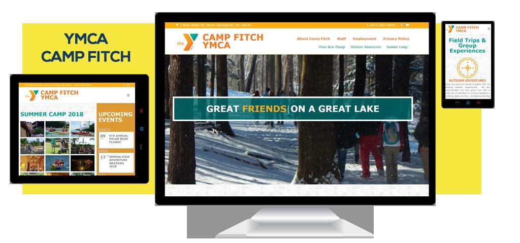 YMCA Web Design
