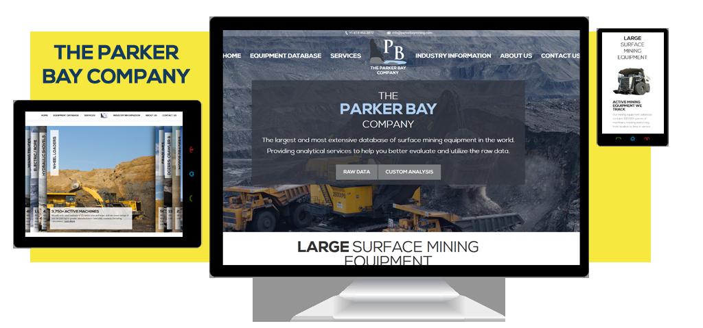 the parker bay company website